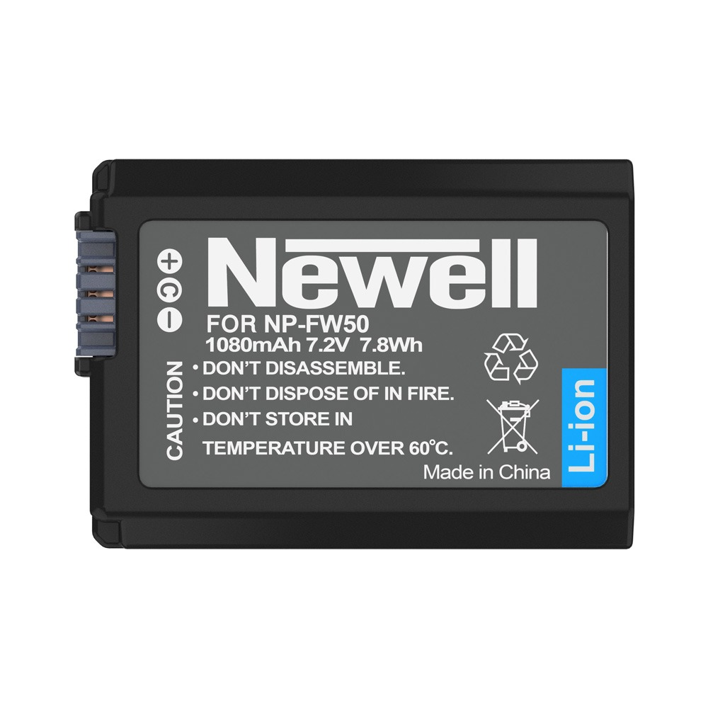 Newell Battery replacement for NP-FW50
