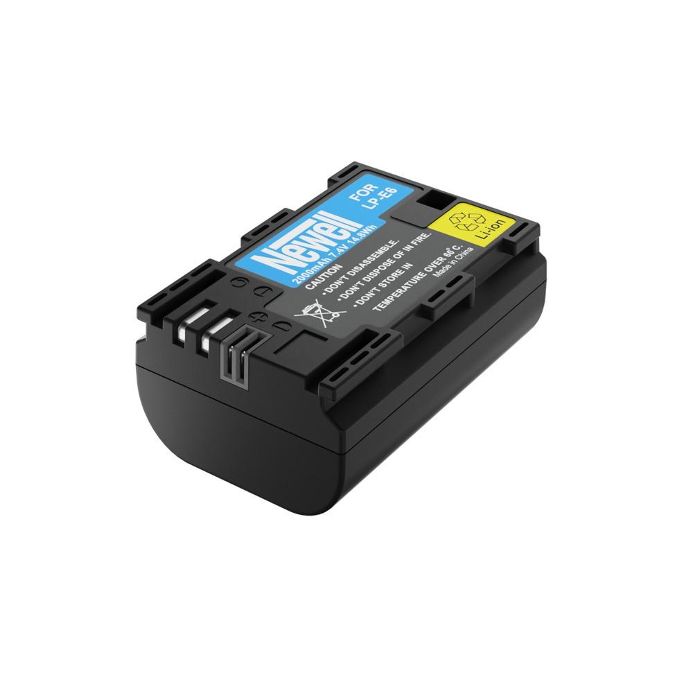 Newell battery LP-E6