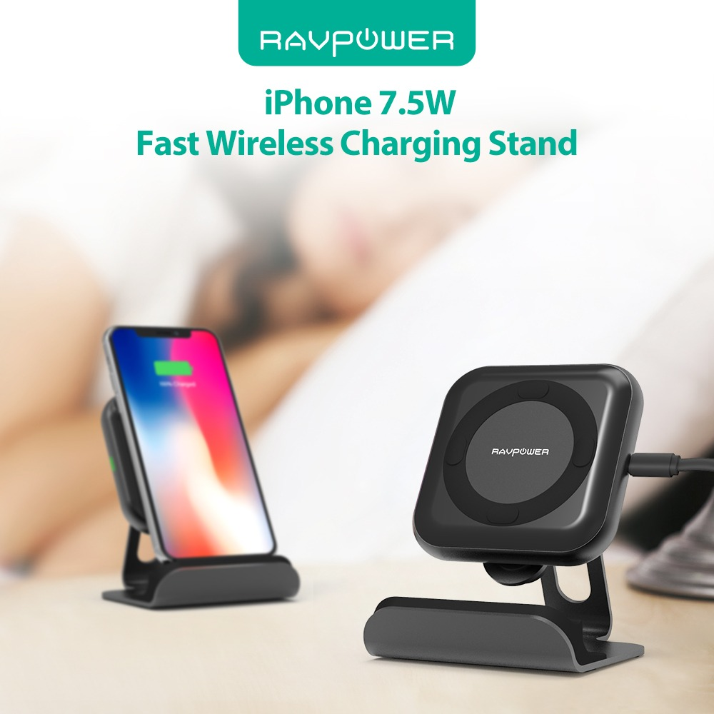 Wireless Charger RAVPower RP-PC070 IQ 10W