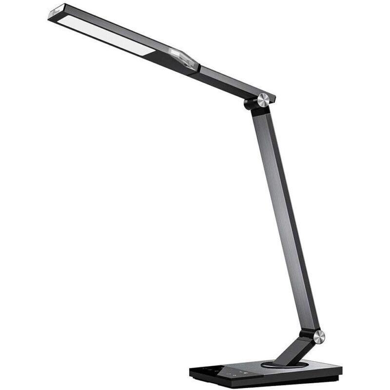 TaoTronics TT-DL16 Stilvolle LED-Schreibtischlampe aus Metall