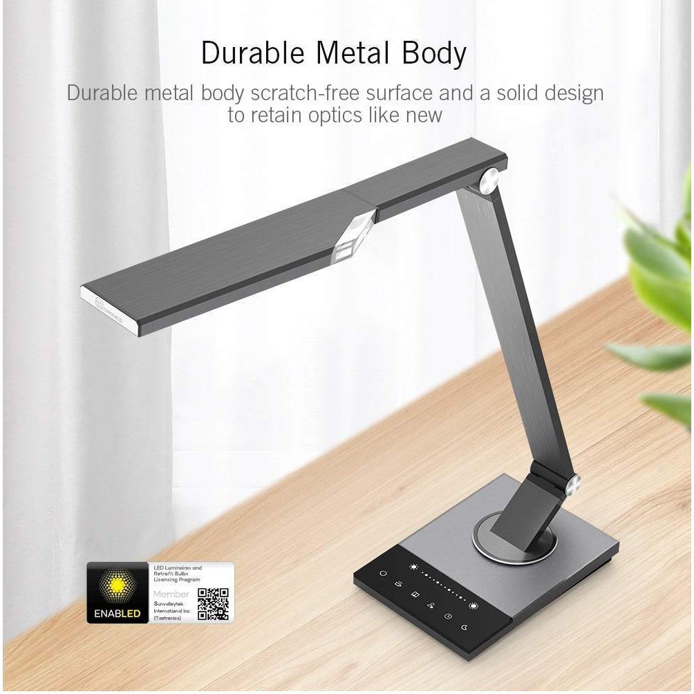 Taotronics Tt Dl16 Metal Led Desk Lamp Fdirect Eu B2b Only