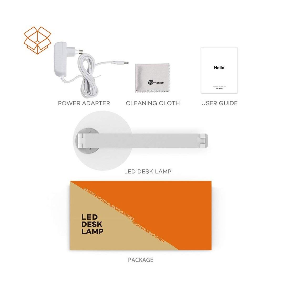 TaoTronics TT-DL19 LED Smart Desktop Lampe