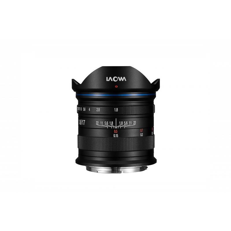 Laowa 17mm f/1.8 MFT