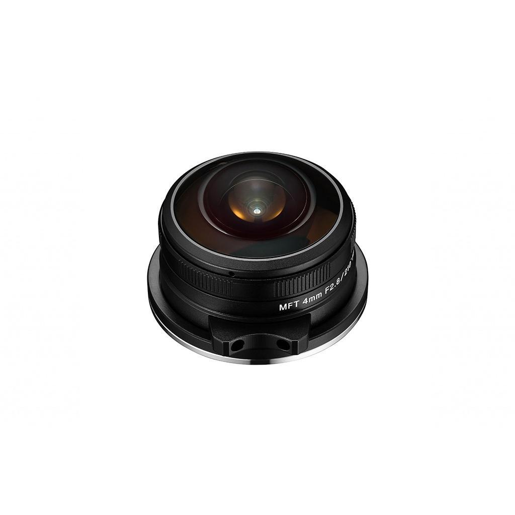 Laowa 4 mm f/2,8 Fisheye for Micro 4/3 MFT