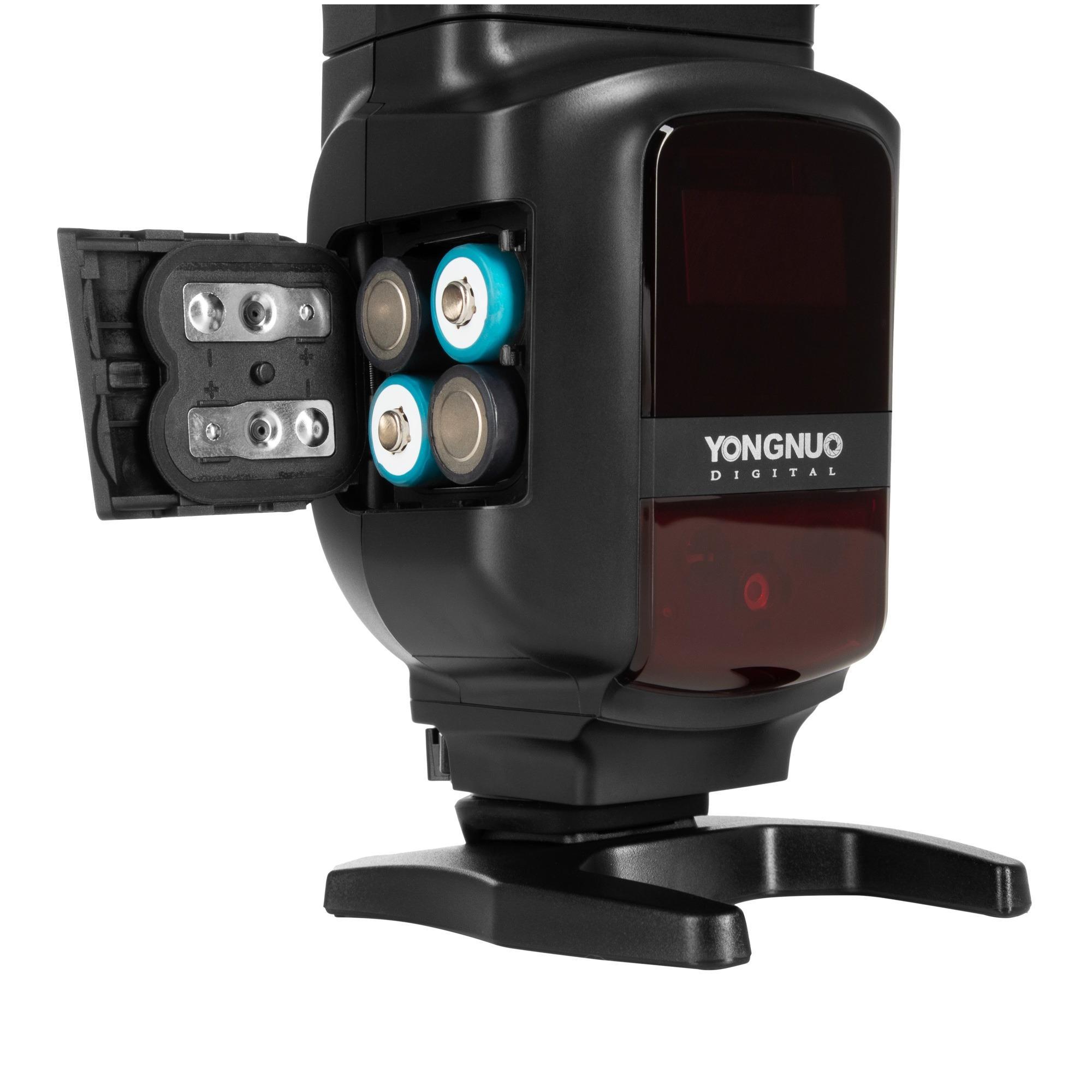 YONGNUO YN968N Wireless Camera Flash Speedlite Master Optical ...