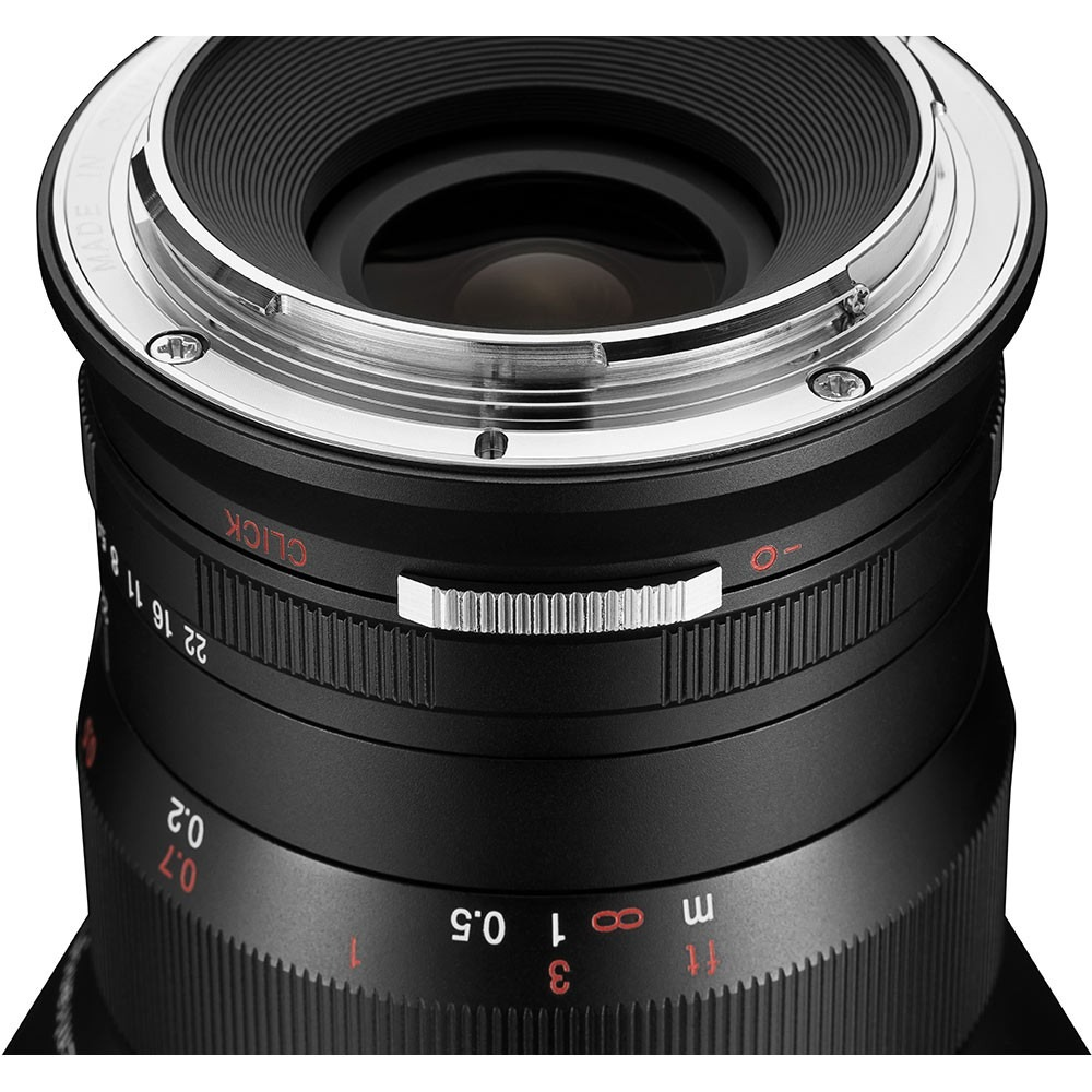 Laowa 15mm F2 Zero-D Lens