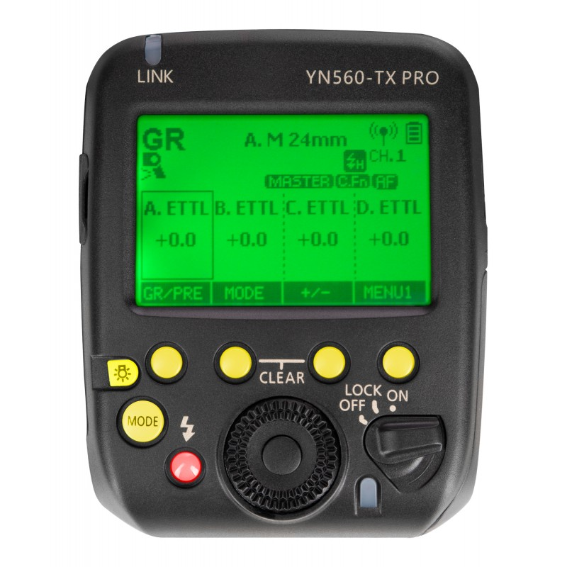 Yongnuo YN560-TX Pro transmitter for Nikon