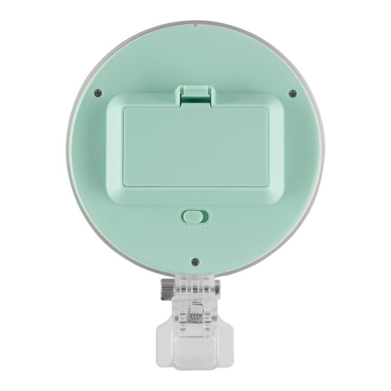 Yongnuo YN08Li LED lamp with selfie make-up mirror