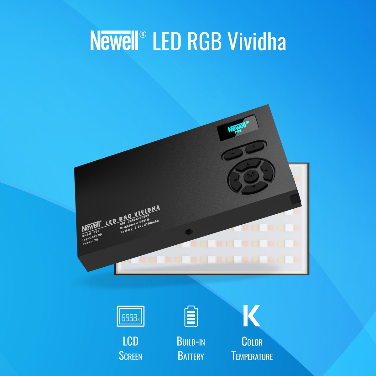 Vividha Newell RGB LED
