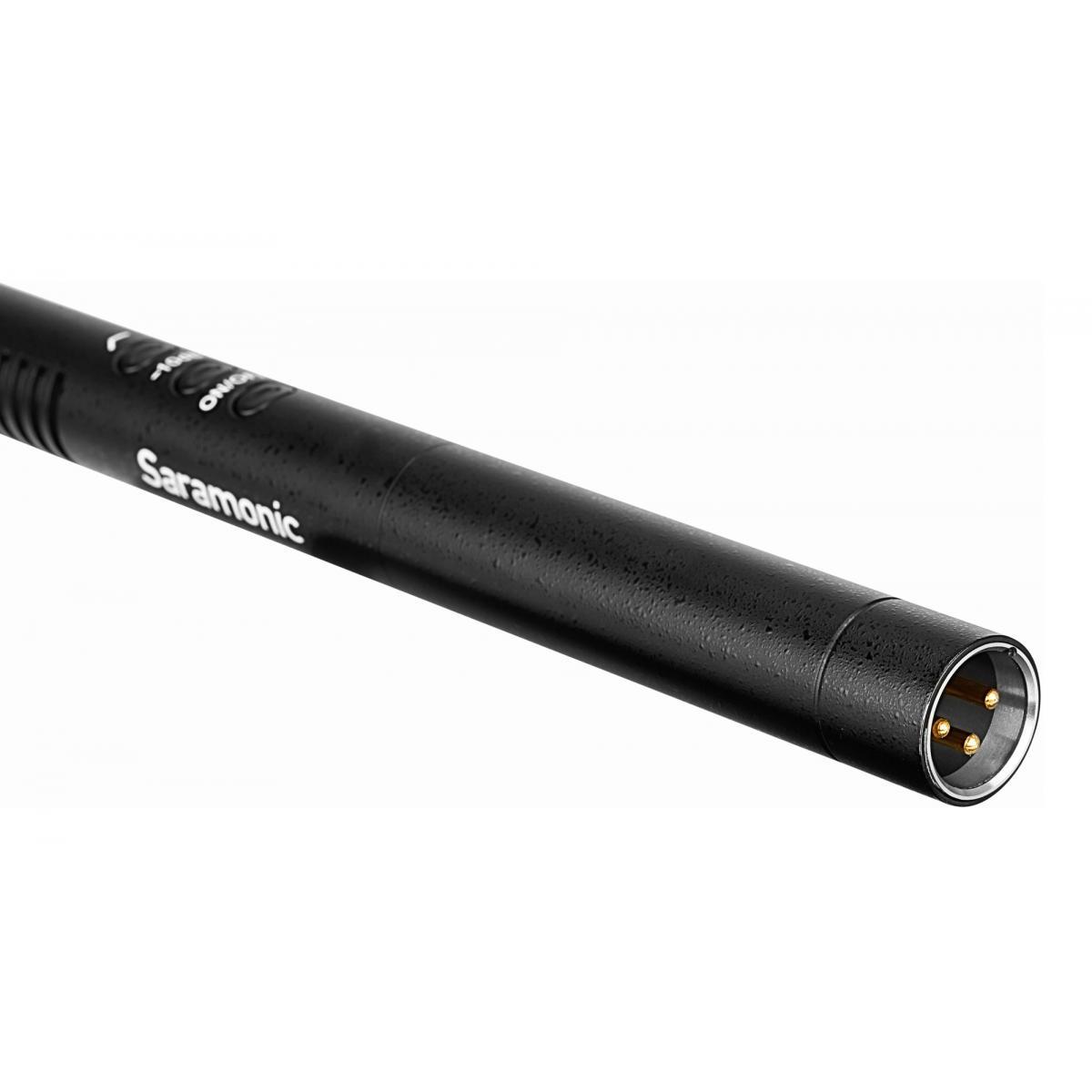 Saramonic SoundBird V1 capacitive microphone with XLR connector