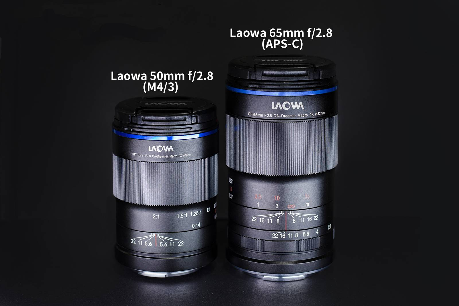 Venus Optics Laowa 50mm f/2.8 lens for Micro 4/3