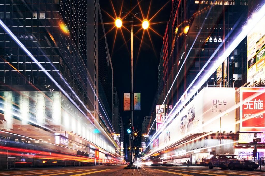 [Long exposure city]