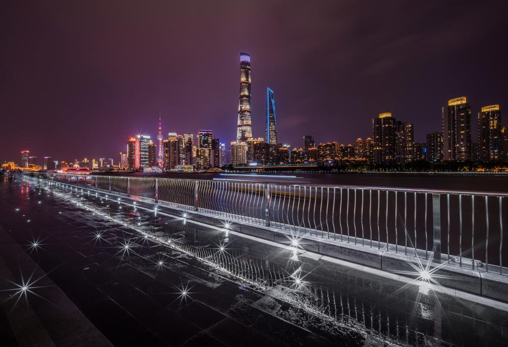 [City Panorama at Night]
